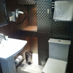 Апартаменты SleepWell Apartments ванная