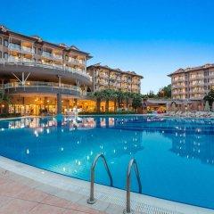 Grand Hotel Art Side Турция, Сиде - отзывы, цены и фото номеров - забронировать отель Grand Hotel Art Side онлайн бассейн