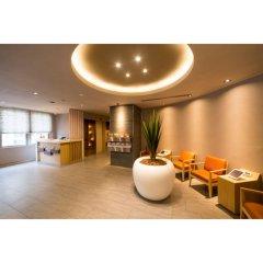 Отель Dormy Inn Tokyo-Hatchobori Natural Hot Spring интерьер отеля