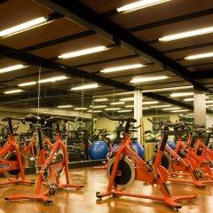 Отель Hilton Mexico City Reforma фитнесс-зал фото 4