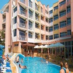 Отель Guesthouse Opal Болгария, Равда - отзывы, цены и фото номеров - забронировать отель Guesthouse Opal онлайн бассейн фото 2