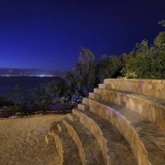 Отель Dead Sea Marriott Resort & Spa Иордания, Сваймех - отзывы, цены и фото номеров - забронировать отель Dead Sea Marriott Resort & Spa онлайн пляж фото 2