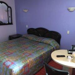 Отель Budget Motel США, Лос-Анджелес - отзывы, цены и фото номеров - забронировать отель Budget Motel онлайн комната для гостей
