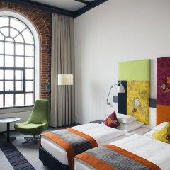 Отель Vienna House Andel's Lodz Лодзь комната для гостей фото 4