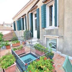 Отель Brigitte Италия, Венеция - отзывы, цены и фото номеров - забронировать отель Brigitte онлайн балкон