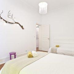 Отель Luna Parque B&B Португалия, Лиссабон - отзывы, цены и фото номеров - забронировать отель Luna Parque B&B онлайн комната для гостей фото 4