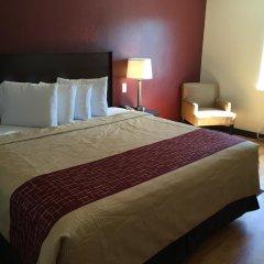 Отель Red Roof Inn Columbus - Ohio State Fairgrounds комната для гостей