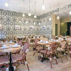 Отель Hôtel Le Grimaldi by Happyculture Франция, Ницца - 6 отзывов об отеле, цены и фото номеров - забронировать отель Hôtel Le Grimaldi by Happyculture онлайн питание фото 2