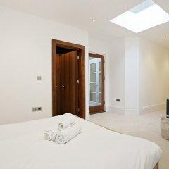 Апартаменты Covent Garden Private Apartments Лондон комната для гостей фото 2
