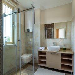 Отель Kaliman Villa Lux Черногория, Тиват - отзывы, цены и фото номеров - забронировать отель Kaliman Villa Lux онлайн ванная фото 3