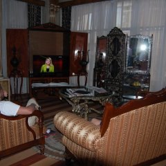 Erdek Hillpark Hotel Мармара интерьер отеля