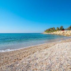 Glyfada Hotel пляж фото 2