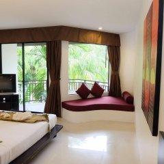 Отель Nai Yang Beach Resort & Spa комната для гостей фото 3