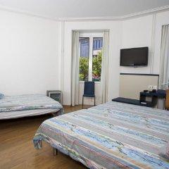 Hotel Bristol Zurich комната для гостей фото 4