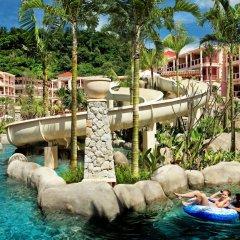 Отель Centara Grand Beach Resort Phuket Таиланд, Карон-Бич - 5 отзывов об отеле, цены и фото номеров - забронировать отель Centara Grand Beach Resort Phuket онлайн бассейн фото 2