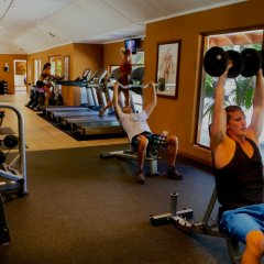 Отель Kuredu Island Resort фитнесс-зал фото 2