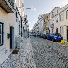 Отель Cozy T.M. Flat in the Heart of Lisbon Лиссабон парковка
