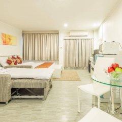 Отель Pratunam City Inn Таиланд, Бангкок - отзывы, цены и фото номеров - забронировать отель Pratunam City Inn онлайн комната для гостей фото 3
