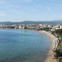 Sentido Golden Bay Hotel Турция, Аланья - отзывы, цены и фото номеров - забронировать отель Sentido Golden Bay Hotel - Adults Only онлайн пляж
