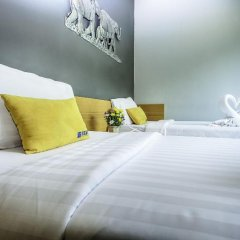 Escape De Phuket Hotel & Villa 3* Стандартный номер с разными типами кроватей фото 15
