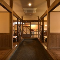 Отель SHUGETSU Минамиогуни интерьер отеля