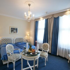 Отель Ambassador Zlata Husa Прага комната для гостей