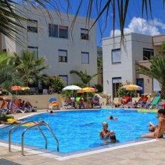 Meropi Hotel & Apartments бассейн фото 13