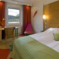 Radisson Blu Polar Hotel Spitsbergen Тромсе комната для гостей фото 5