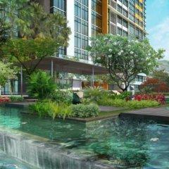 Отель Somerset Vista Ho Chi Minh City бассейн фото 2
