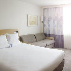 Отель Novotel Manchester West Великобритания, Манчестер - отзывы, цены и фото номеров - забронировать отель Novotel Manchester West онлайн комната для гостей фото 5