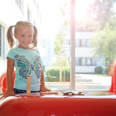 Отель Novotel Malta Познань детские мероприятия
