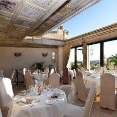 Отель Chateau Le Cagnard Кань-сюр-Мер помещение для мероприятий