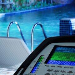 Отель Nova Gold Hotel Таиланд, Паттайя - 10 отзывов об отеле, цены и фото номеров - забронировать отель Nova Gold Hotel онлайн фитнесс-зал фото 3