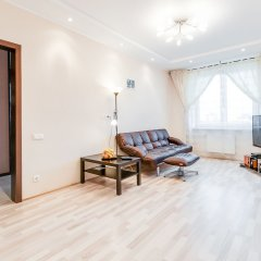 Апартаменты Design Apartment Budapeshtskaya 7 Санкт-Петербург комната для гостей фото 4