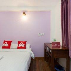 Отель ZEN Rooms Off Jalan Pudu @Hotel Paloma Inn Малайзия, Куала-Лумпур - отзывы, цены и фото номеров - забронировать отель ZEN Rooms Off Jalan Pudu @Hotel Paloma Inn онлайн комната для гостей фото 3