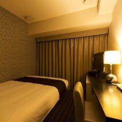 Отель Villa Fontaine Tokyo-Nihombashi Mitsukoshimae Япония, Токио - 1 отзыв об отеле, цены и фото номеров - забронировать отель Villa Fontaine Tokyo-Nihombashi Mitsukoshimae онлайн комната для гостей фото 3