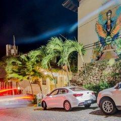 Vallarta Sun Hotel парковка