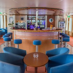 Отель OnRiver Hotels - MS Cezanne Будапешт гостиничный бар
