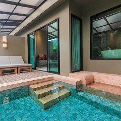 Отель Maikhao Palm Beach Resort балкон фото 4