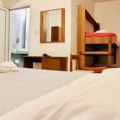 Отель Villa Lieta Римини сейф в номере