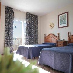 Hotel Mediterraneo Carihuela комната для гостей фото 2