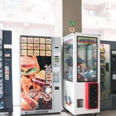 Отель Aparthotel BCN Montjuic банкомат