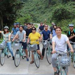 Отель Halong Serenity Cruise Вьетнам, Халонг - отзывы, цены и фото номеров - забронировать отель Halong Serenity Cruise онлайн спортивное сооружение