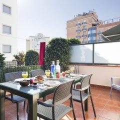 Отель Lugaris Rambla Барселона питание