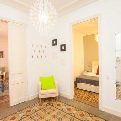 Отель Eix.Dret:Roger de LLúria/València комната для гостей фото 4