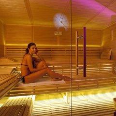 Отель Savoia Thermae & Spa Италия, Абано-Терме - отзывы, цены и фото номеров - забронировать отель Savoia Thermae & Spa онлайн сауна