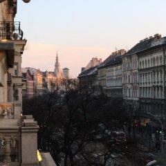 Отель Corinthia Hotel Budapest Венгрия, Будапешт - 4 отзыва об отеле, цены и фото номеров - забронировать отель Corinthia Hotel Budapest онлайн балкон