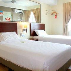 Отель Tune Hotel - Downtown Penang Малайзия, Пенанг - отзывы, цены и фото номеров - забронировать отель Tune Hotel - Downtown Penang онлайн комната для гостей фото 2