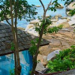 Отель Baan Hin Sai Resort & Spa бассейн фото 2