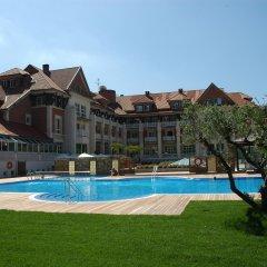 Gran Hotel Balneario бассейн